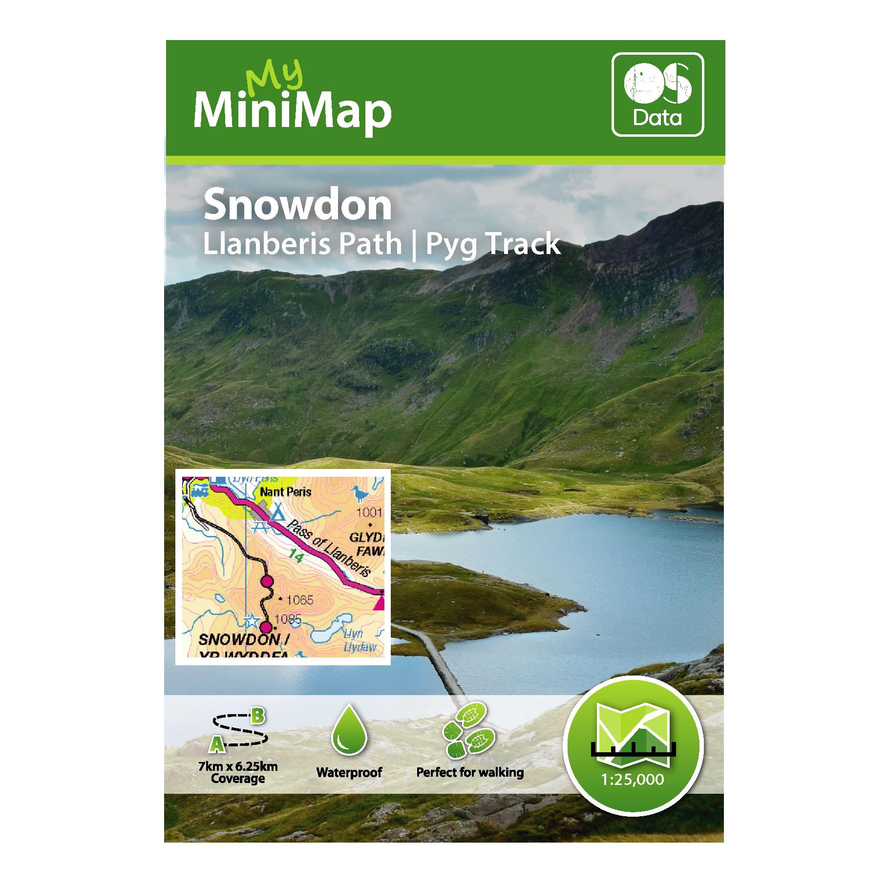 Snowdon 25k | Llanberis Path & Pyg Track